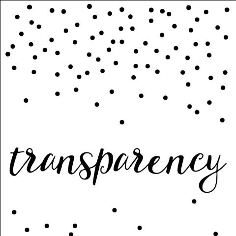 transperency